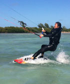 kiteboarding florida keys in Marathon Key - kiteboard lessons