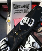 book a kiteboarding lesson in the Florida Keys or rent gear for stand up paddleboarding or kiting