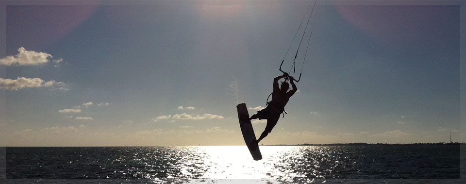 Great rates on kiteboarding, paddleboarding and other watersports
